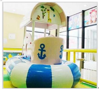 淘嘻乐儿童乐园产品-淘嘻乐海盗船