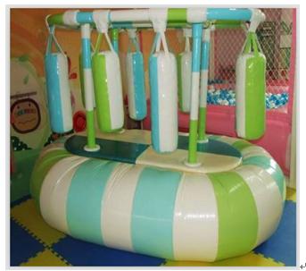 淘嘻乐儿童乐园产品-淘嘻乐拳击袋