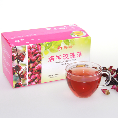 善瑞洛神玫瑰茶