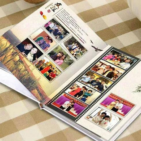 廉美个性定制设备-纪念相册照片书