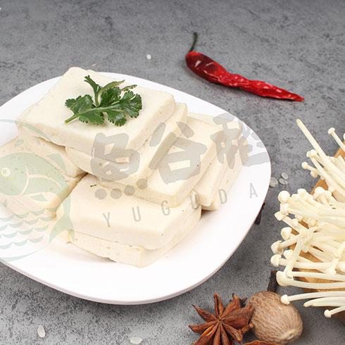 鱼谷稻烤鱼饭-豆腐