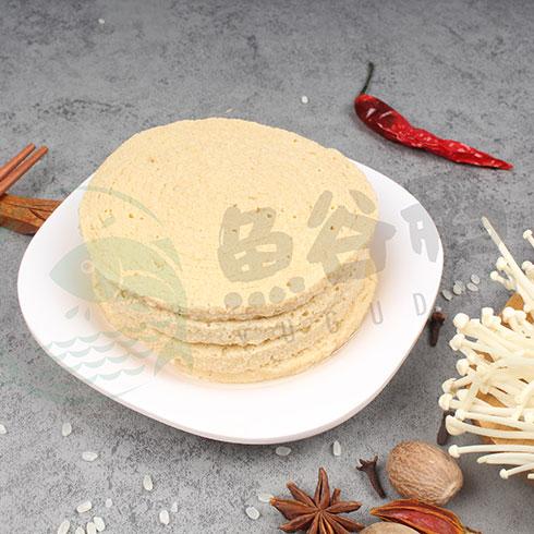鱼谷稻烤鱼饭-麦饼