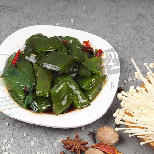 鱼谷稻烤鱼饭-海白菜