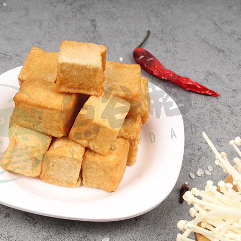 鱼谷稻烤鱼饭-豆腐果