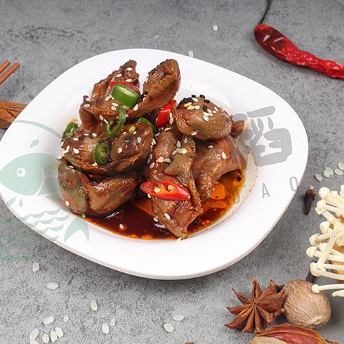 鱼谷稻烤鱼饭-红烧肥肠