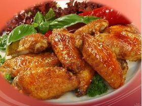 贝克汉堡西式快餐-新奥尔良烤翅