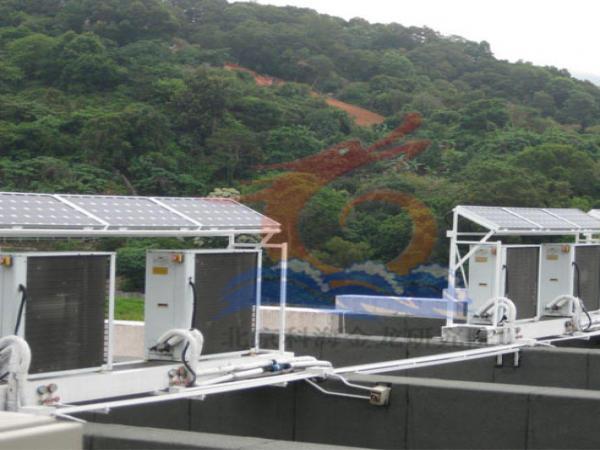 中科联建-太阳能发电系统