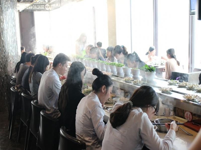 尚捞小火锅连锁店