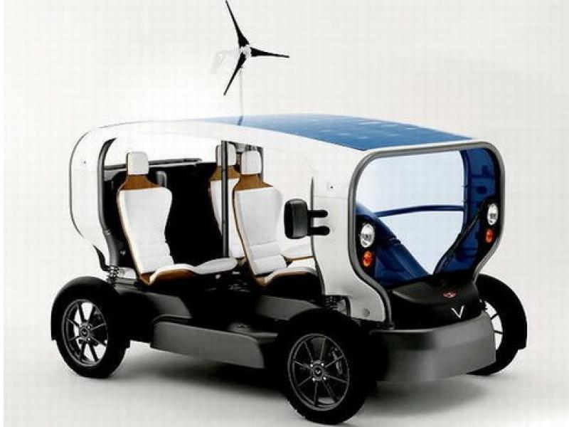 太阳能电动车招商