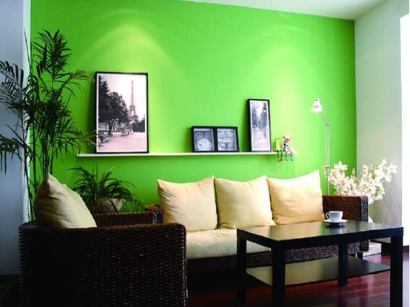绿色齐家家居