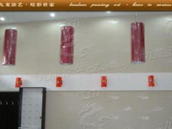 九龙炫彩墙艺漆
