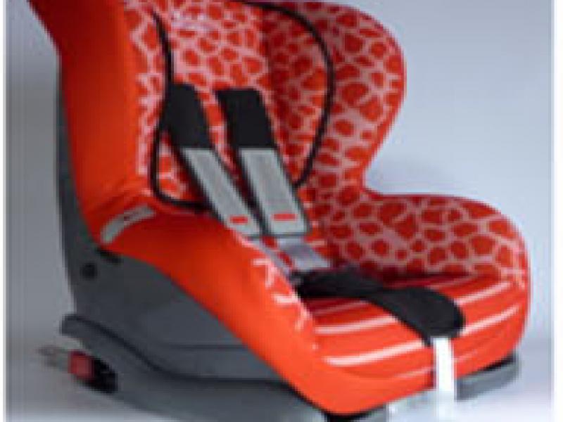 金美特儿童安全座椅
