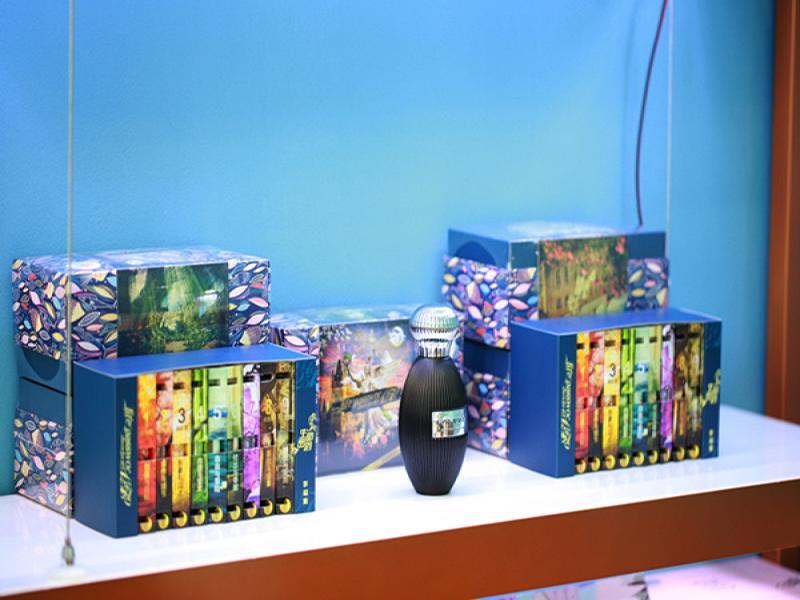 法蔓妮DIY香水体验店
