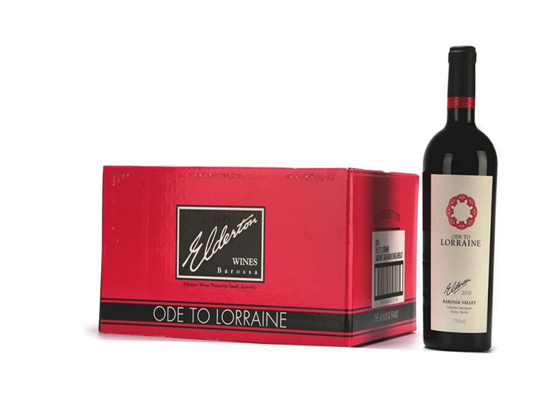 赤霞珠梅洛红葡萄酒