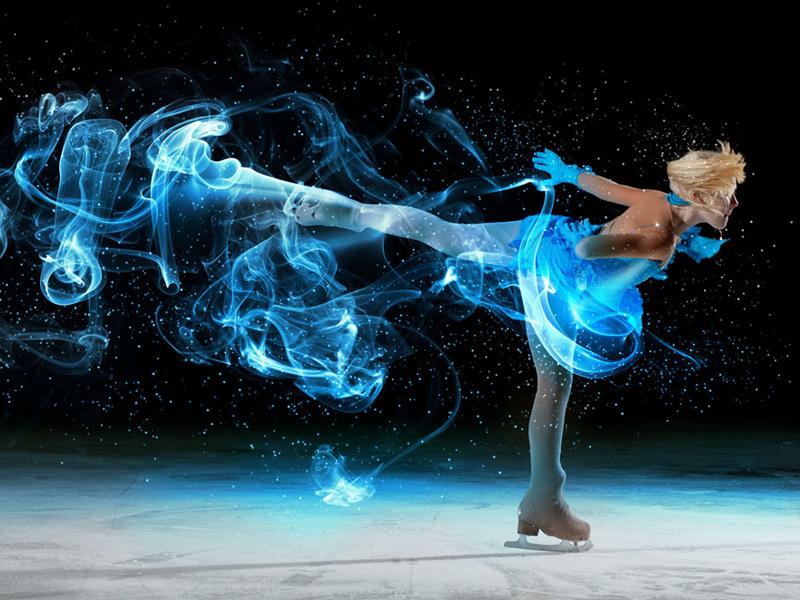 溜冰场冰面采用高密度分子结构