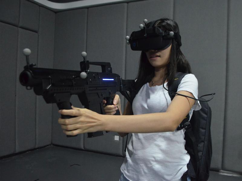 聚空间VR乐园
