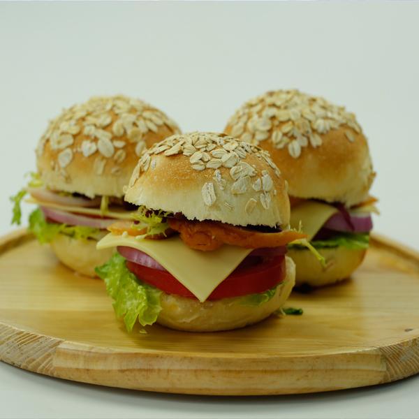 汉堡新语西式快餐