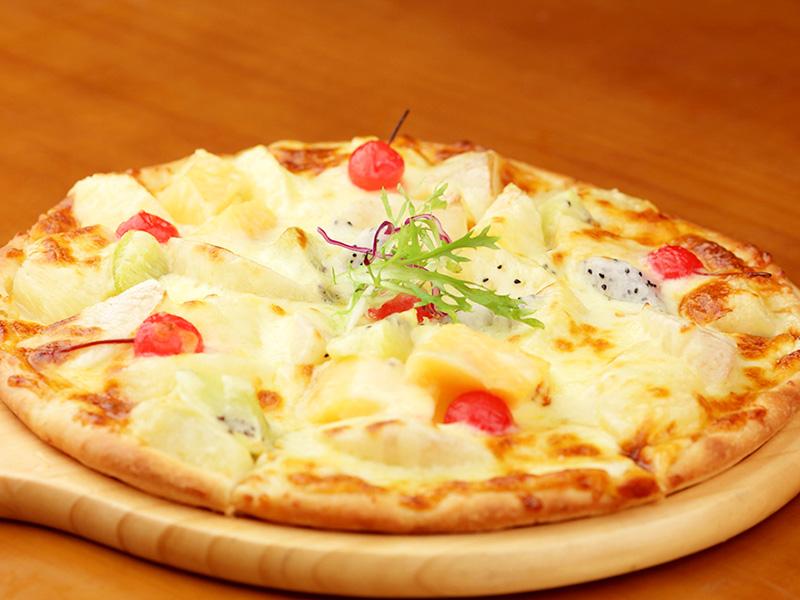 披萨堡贝-鲜果雪酪