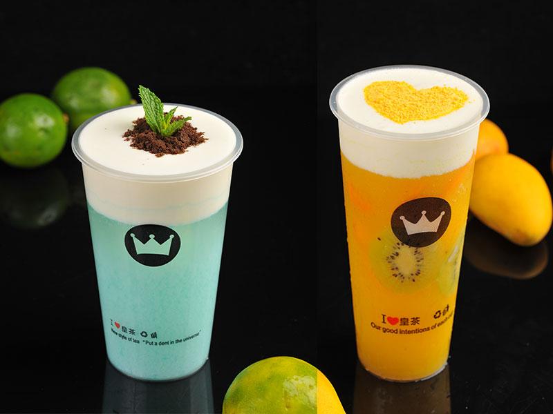 饮品创业好项目 rolxetea皇茶值得选择