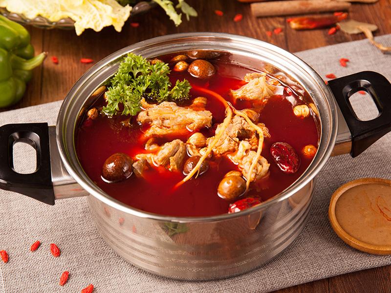 鱻煮艺火锅-三鲜锅