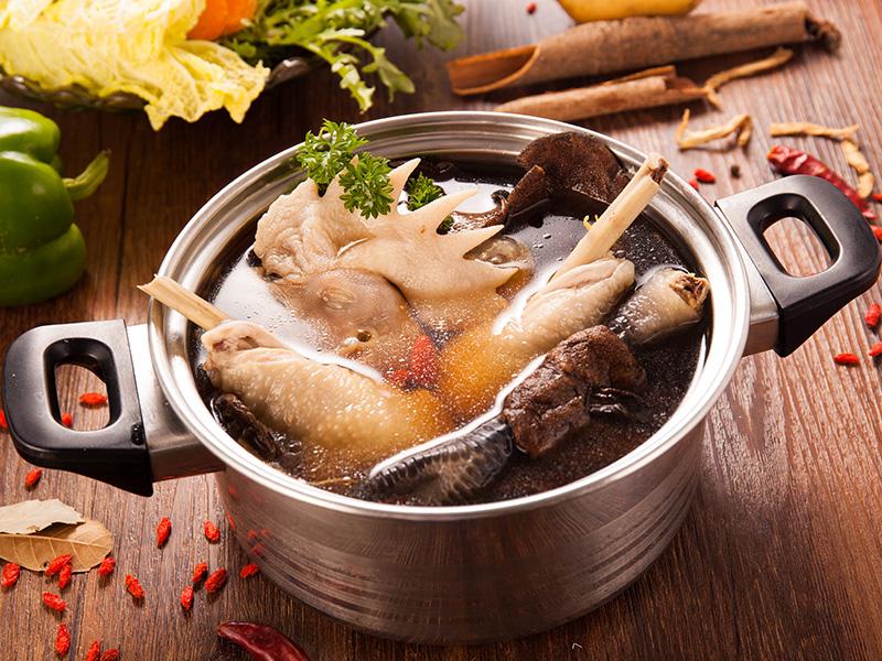 鱻煮艺火锅-菌汤锅