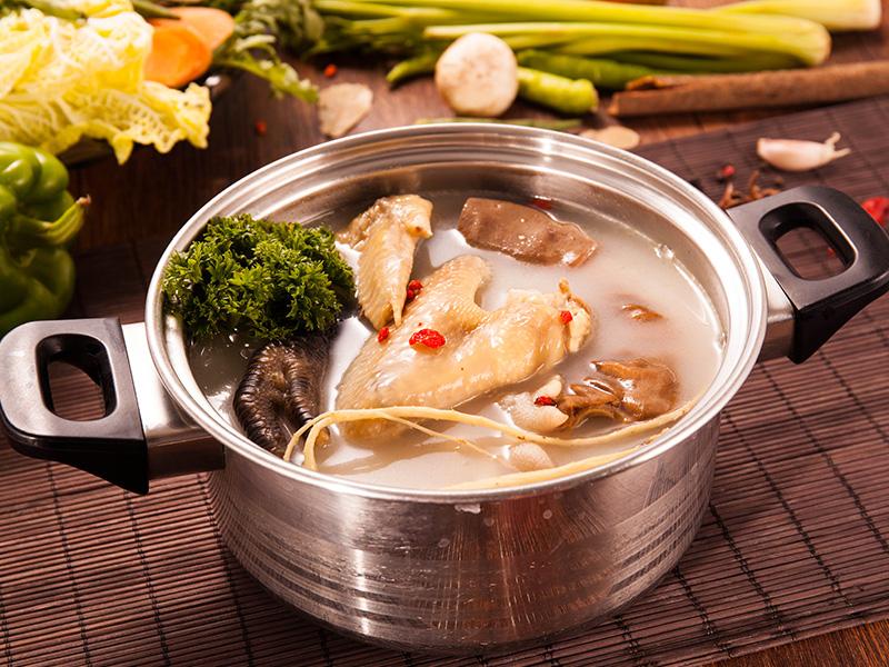 鱻煮艺火锅-菊花锅底