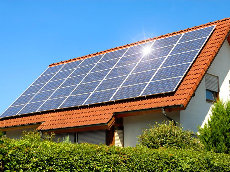 兆菱光伏发电-太阳能板