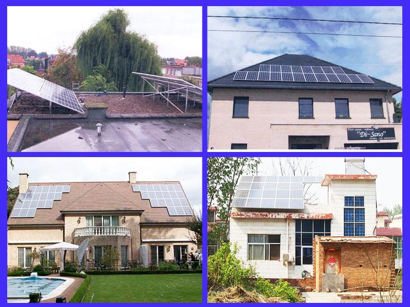 澳普阳光太阳能发电-效果展示