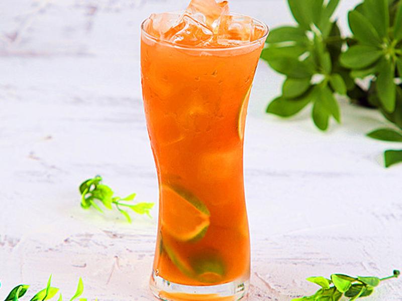 可拉奶茶-经典柠檬红茶