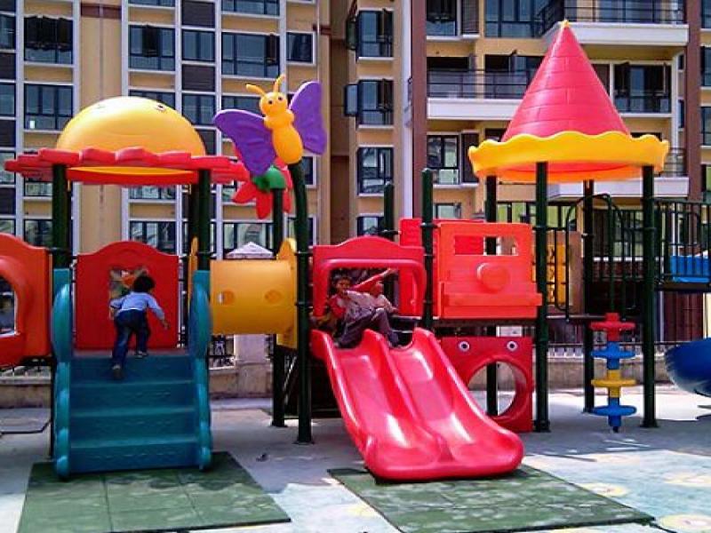淘嘻乐儿童乐园