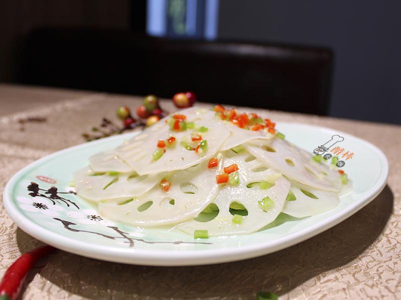 醉棒大骨饭-姜汁白莲藕