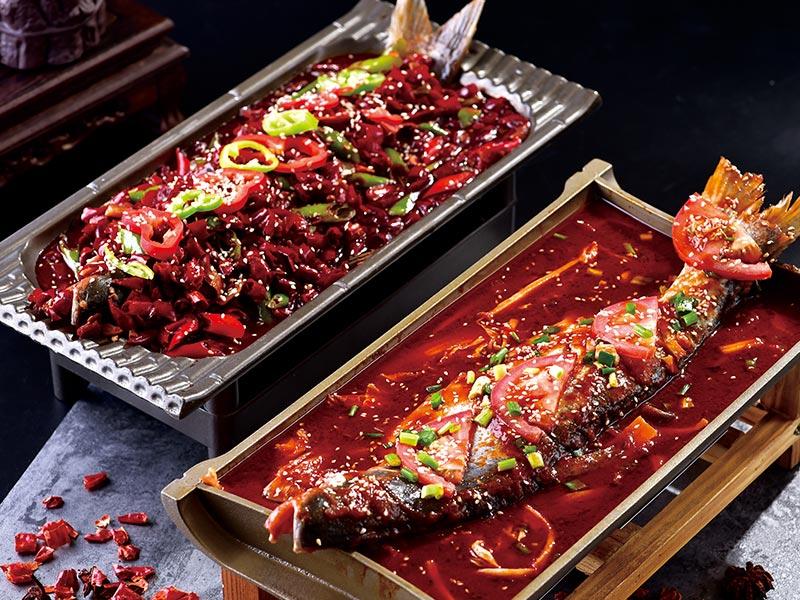 炉鱼传祺烤鱼