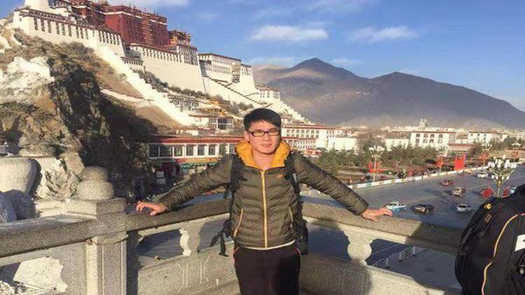 创始人在西藏
