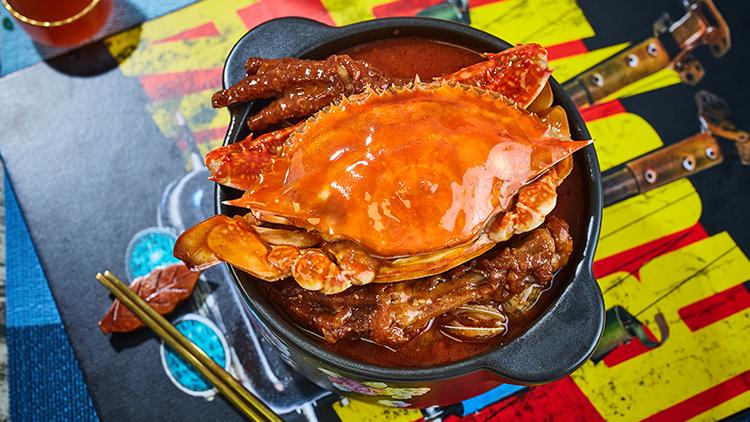 虾先生与蛙小姐快餐