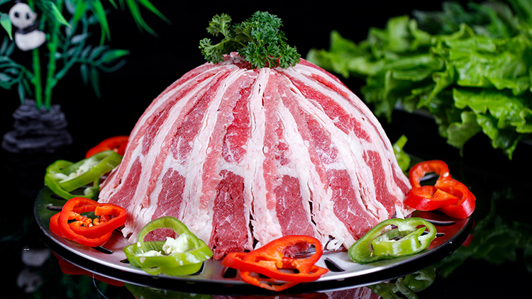 炭烤食刻自助烤肉