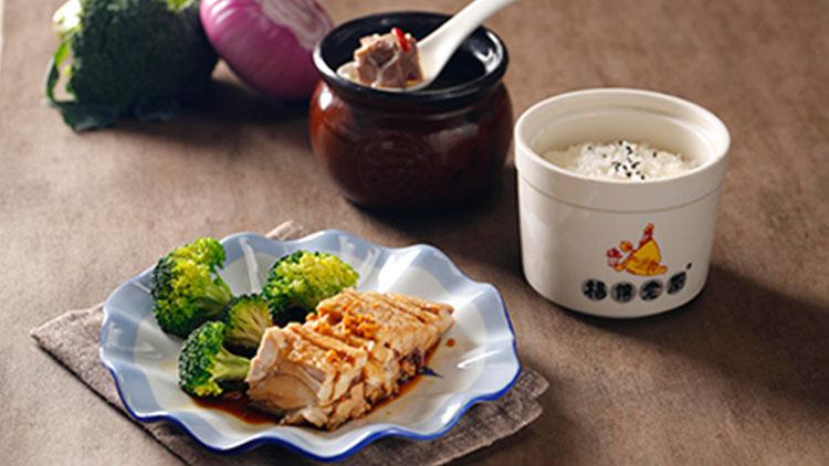 杨传老厨秘制瓦缸菜