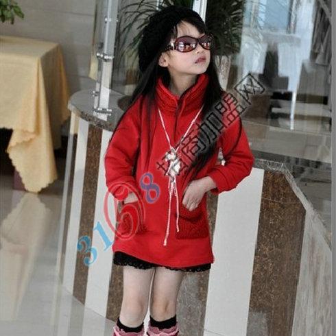 快乐6+1-红色上衣