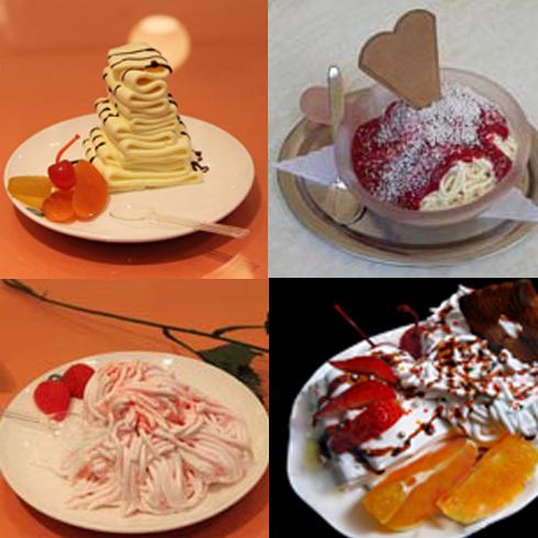 意冰客冰淇淋面条