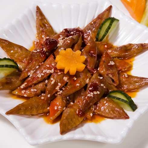 竹林园酱卤风味小吃