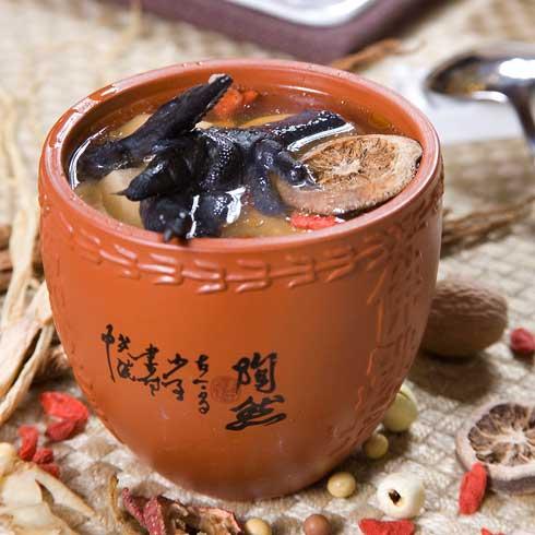 竹林园瓦罐药膳营养靓汤