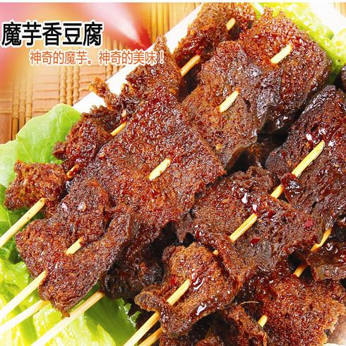 七品香豆腐魔芋香豆腐