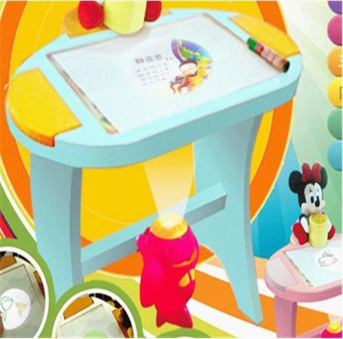 智慧谷儿童玩具桌