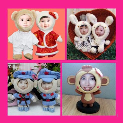 72变创意玩偶