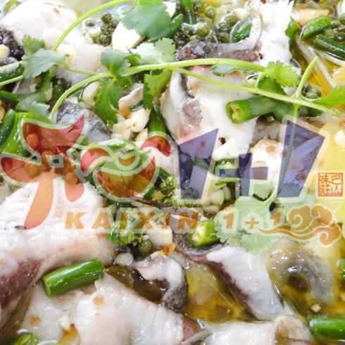 开心1+1酸菜鱼片