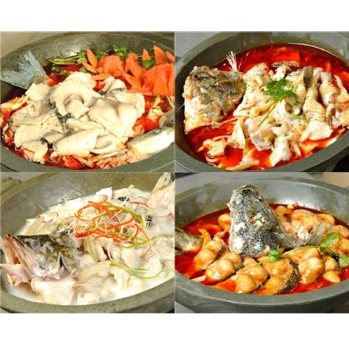 那卡山石头烫菜鱼系列