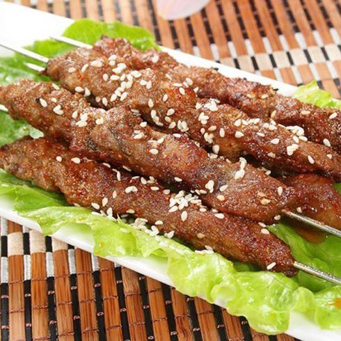 汉烤宫烤羊肉串
