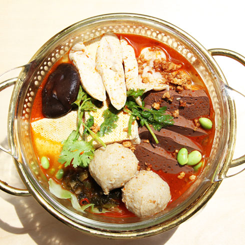 魔立方-麻辣臭豆腐
