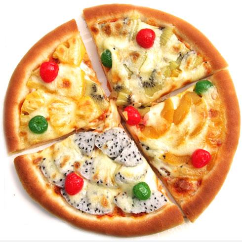 拼百味-水果比萨