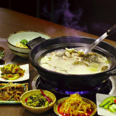 汉城山-特色火锅