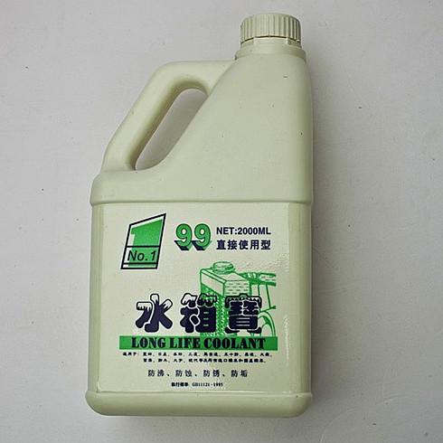 汽车水箱宝   ,因抗腐蚀添加剂消耗慢,具有更出色的抗腐蚀性高清图片